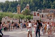 Demonstration Donostia 2002